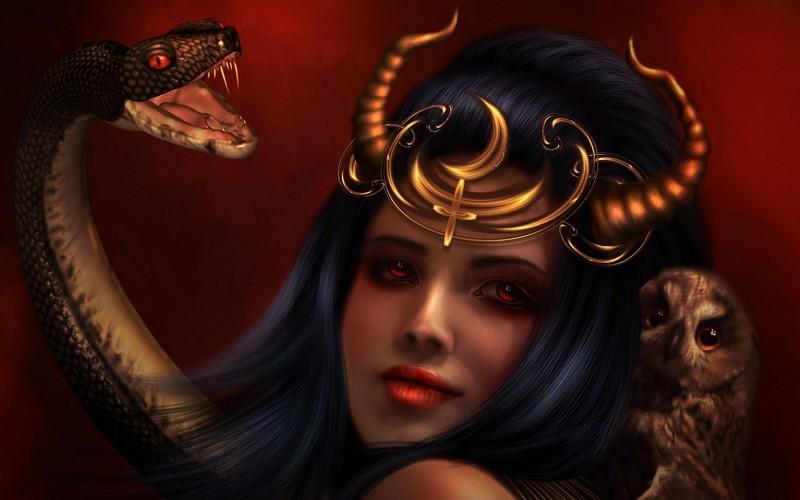 Lilith – personajul damnat al istoriei – Chapter1