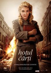 Hotul de carti, The book thief - Inocența, imaginația și dragostea unei copile sau cum Viața triumfă asupra Morții - Liesel Merminger